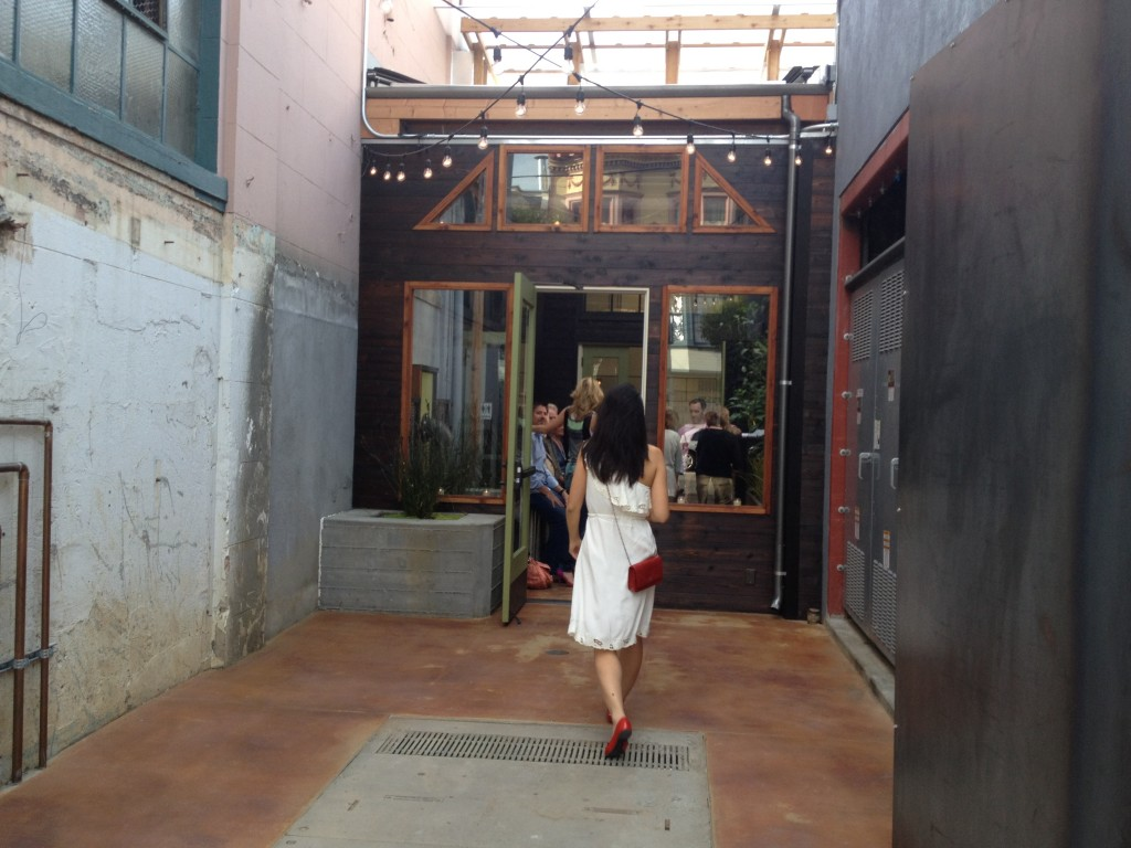 i loved everything about the restaurant open space open kitchen and just so bright and welcoming - Central Kitchen Sf